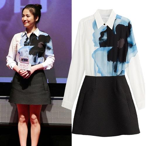 Váy giản dị của Song Hye Kyo cũng tốn 50 triệu đồng - 6