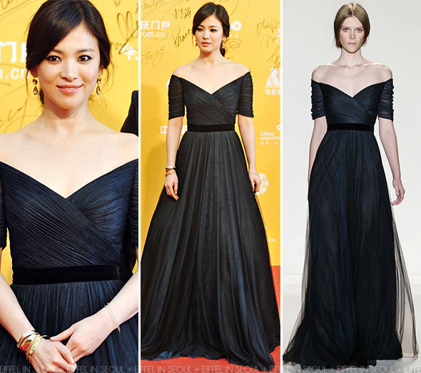 Váy giản dị của Song Hye Kyo cũng tốn 50 triệu đồng - 7