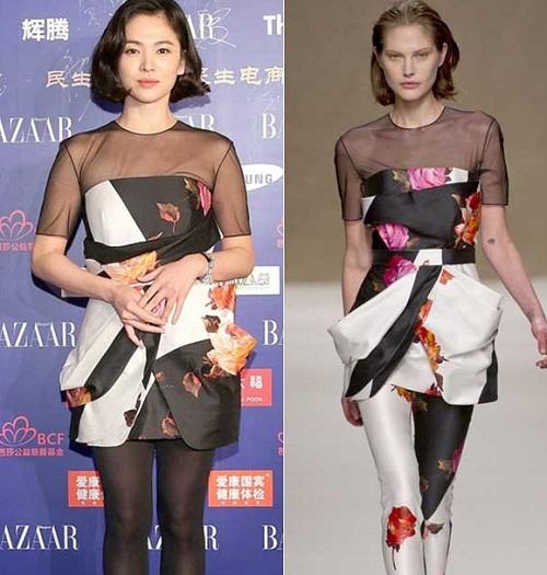Váy giản dị của Song Hye Kyo cũng tốn 50 triệu đồng - 10