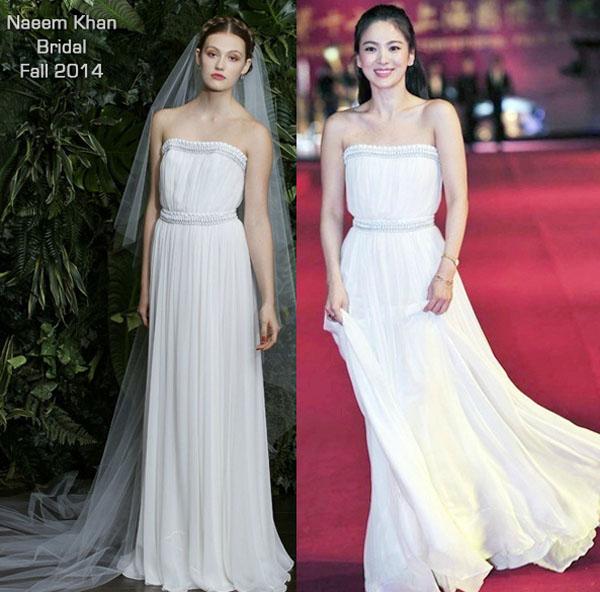 Váy giản dị của Song Hye Kyo cũng tốn 50 triệu đồng - 11