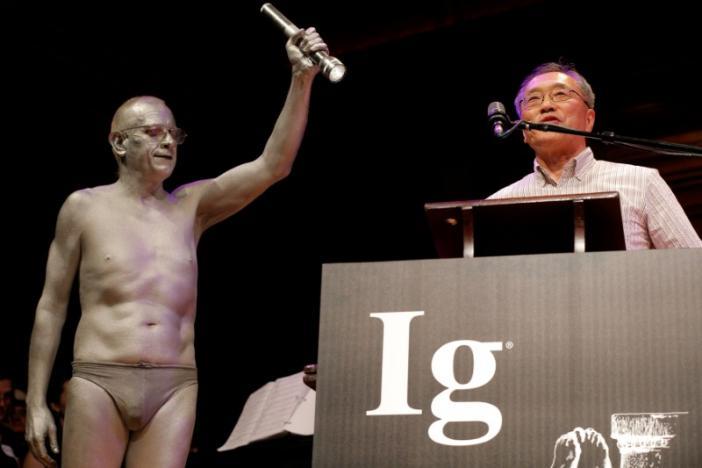 Nghiên cứu đời sống tình dục của chuột đoạt giải Ig Nobel - 2