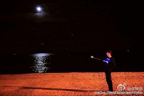 Choáng với 2 diễn viên đóng thế Lee Min Ho, Jun Ji Hyun - 13