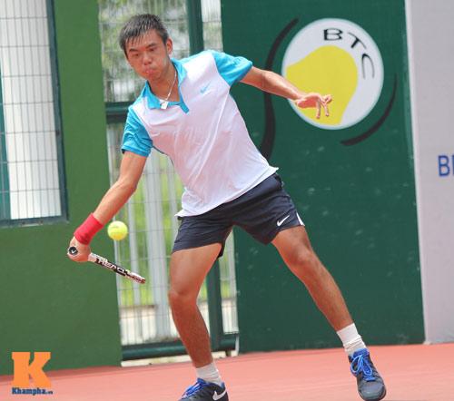 Vang dội: Hoàng Nam - Hoàng Thiên vào chung kết giải Futures VN - 2