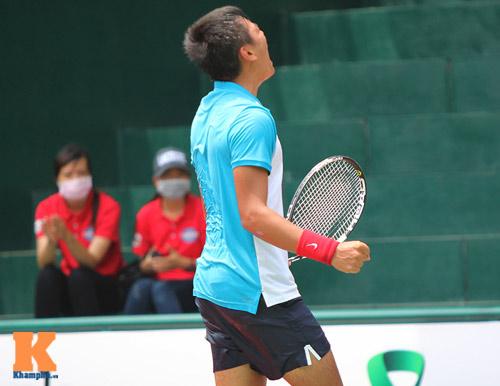 Vang dội: Hoàng Nam - Hoàng Thiên vào chung kết giải Futures VN - 3
