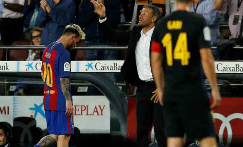 """Zidane hả hê: """"Barca sẽ tệ hơn khi không có Messi"""" - 3"""