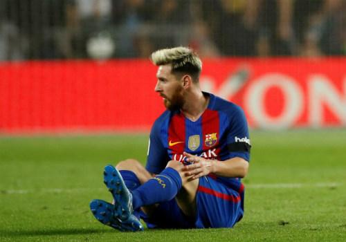 """Zidane hả hê: """"Barca sẽ tệ hơn khi không có Messi"""" - 2"""