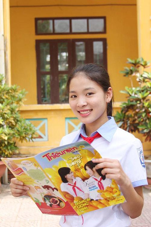 Viết về em bé Syria, cô gái Việt giành giải nhất UPU2016 - 1
