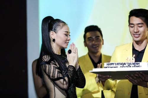 Thu Minh khóc nức nở, xin lỗi bố mẹ vì những scandal - 11