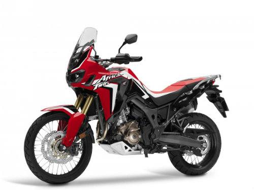 So găng Honda CRF1000L Africa Twin và Yamaha Super Tenere - 2
