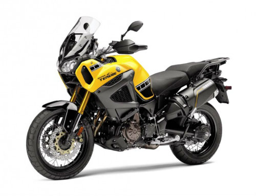 So găng Honda CRF1000L Africa Twin và Yamaha Super Tenere - 7