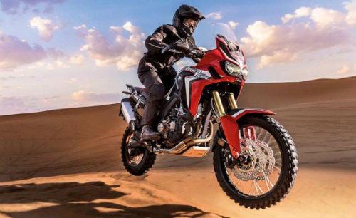 So găng Honda CRF1000L Africa Twin và Yamaha Super Tenere - 6