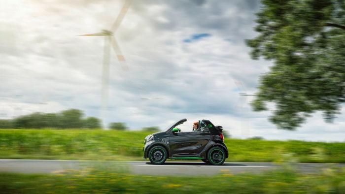Smart ForTwo Electric Drive 2017 có khả năng chạy với phạm vi 160 km - 1