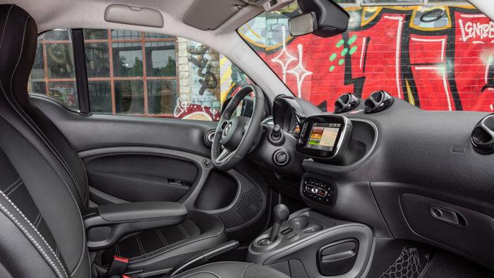 Smart ForTwo Electric Drive 2017 có khả năng chạy với phạm vi 160 km - 2