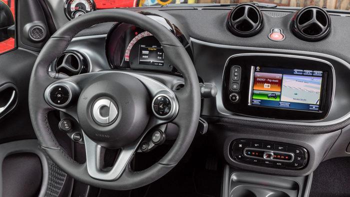 Smart ForTwo Electric Drive 2017 có khả năng chạy với phạm vi 160 km - 4