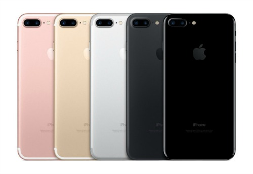 7 khác biệt giữa Apple iPhone 7 Black và iPhone 7 Jet Black - 1