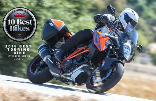 Top 10 môtô tốt nhất năm 2016 - 6