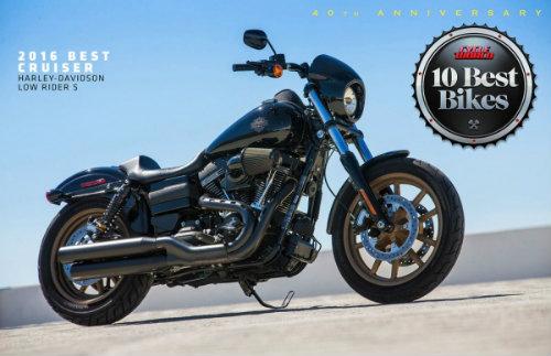 Top 10 môtô tốt nhất năm 2016 - 10