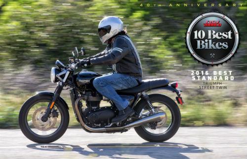 Top 10 môtô tốt nhất năm 2016 - 5