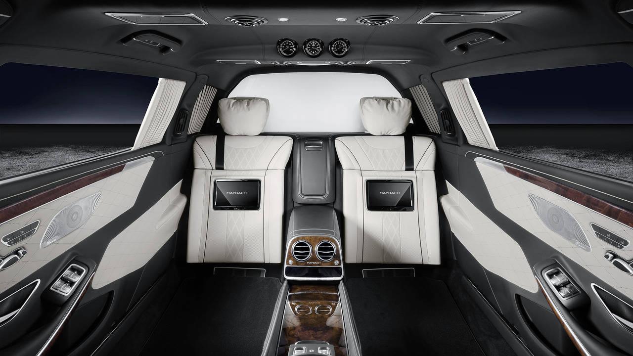 Mercedes-Maybach S600 Pullman Guard - Chiếc limousine chống đạn siêu sang - 3