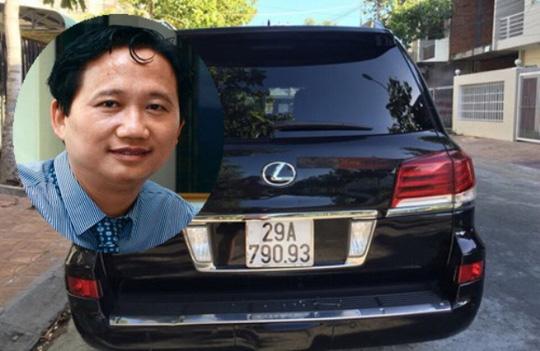 Kỷ luật đại tá cấp biển xanh cho xe Trịnh Xuân Thanh - 1