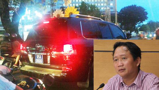 Kỷ luật đại tá cấp biển xanh cho xe Trịnh Xuân Thanh - 2