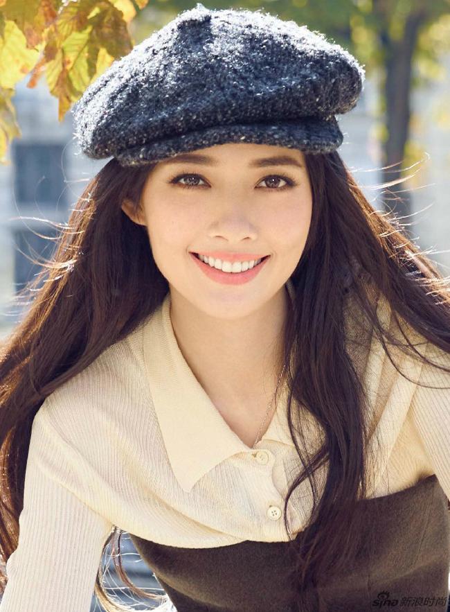 Cô nổi tiếng với vai Nam Tương trong loạt phim  Tiểu thời đại  của Quách Kính Minh.