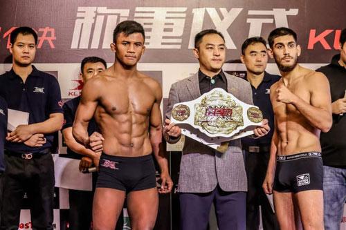 """Ép 6kg/tuần: """"Hoàng tử Muay Thái"""" sẵn sàng đại chiến - 1"""