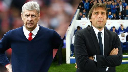 Arsenal - Chelsea, Wenger đấu Conte: Cương nhu đối đầu - 1