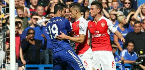 Arsenal - Chelsea, Wenger đấu Conte: Cương nhu đối đầu - 2