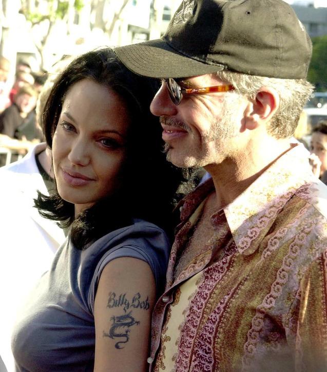 3 người chồng đặc biệt trong cuộc đời của Angelina Jolie - 2