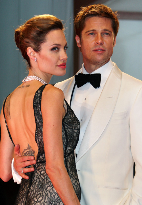 3 người chồng đặc biệt trong cuộc đời của Angelina Jolie - 3