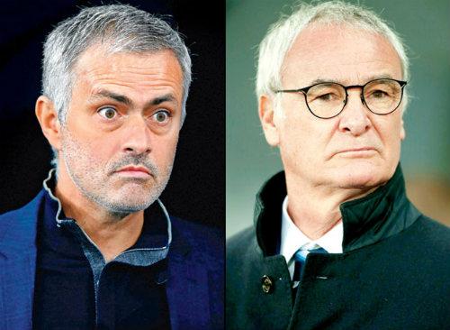 MU tiếp Leicester: Ranieri là nỗi ám ảnh của Mourinho - 2