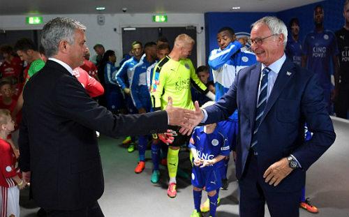 MU tiếp Leicester: Ranieri là nỗi ám ảnh của Mourinho - 1