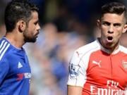 """Bóng đá - Arsenal đấu Chelsea và nỗi sợ bị Costa """"tra tấn"""""""