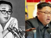 Kim Jong-un khác cha, giống ông nội thế nào