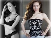 Thời trang - Suốt 8 năm, Elly Trần chỉ diện mốt khoe đường cong