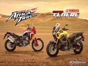 Thế giới xe - So găng Honda CRF1000L Africa Twin và Yamaha Super Tenere