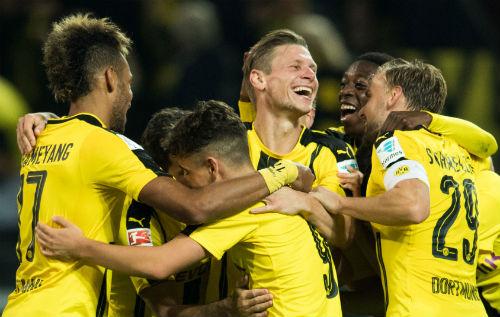 Dortmund - Freiburg: Tưng bừng sau giờ nghỉ - 1