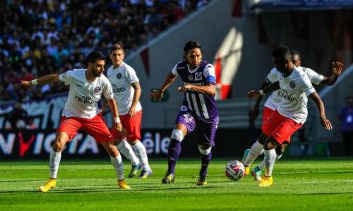 Toulouse - PSG: Quật ngã gã khổng lồ - 1