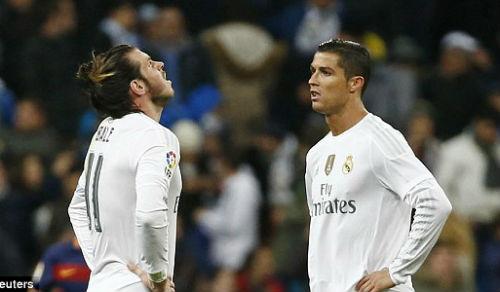 Mâu thuẫn Ronaldo ở Real, Bale muốn gia nhập MU - 1