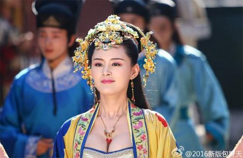 """Phim """"Bao Thanh Thiên"""" gây tranh cãi vì sao nữ hở bạo - 1"""