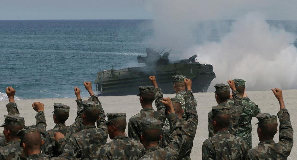 Philippines tuyên bố tập trận chung với Mỹ - 1