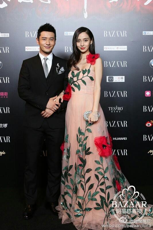 """""""Tiểu Long Nữ"""" và vợ Huỳnh Hiểu Minh: Ai bầu đẹp hơn? - 2"""