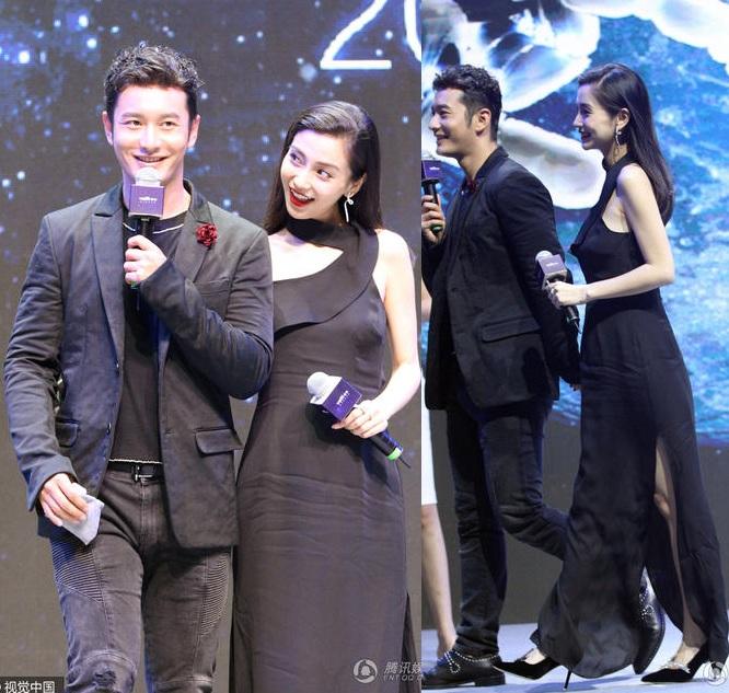 """""""Tiểu Long Nữ"""" và vợ Huỳnh Hiểu Minh: Ai bầu đẹp hơn? - 5"""