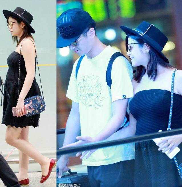 """""""Tiểu Long Nữ"""" và vợ Huỳnh Hiểu Minh: Ai bầu đẹp hơn? - 6"""