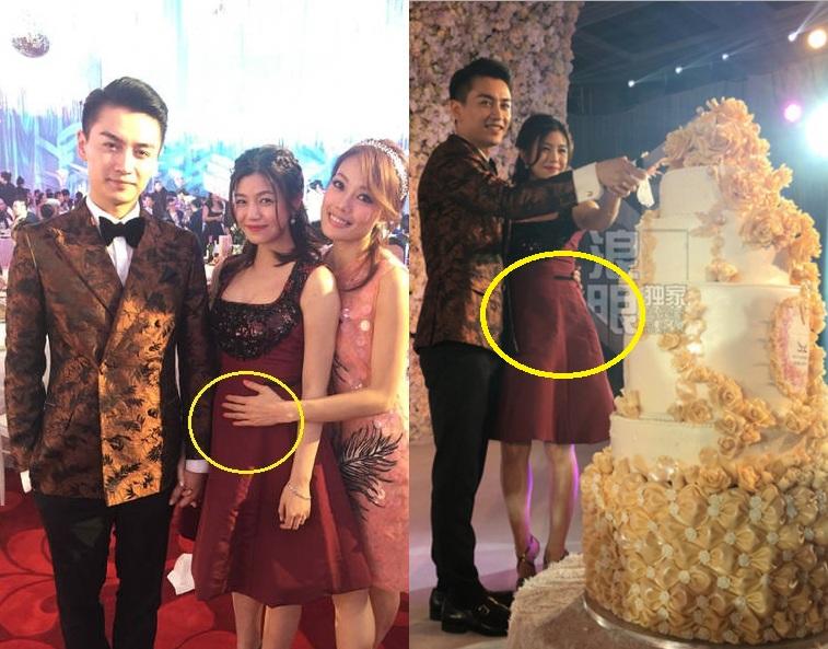 """""""Tiểu Long Nữ"""" và vợ Huỳnh Hiểu Minh: Ai bầu đẹp hơn? - 9"""