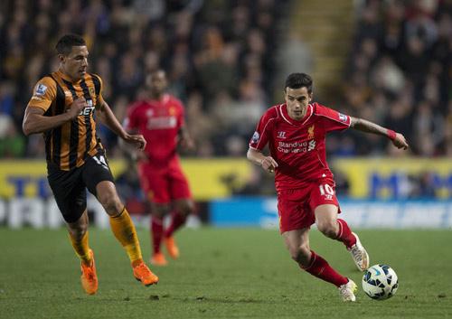 Liverpool – Hull City: Hừng hực khí thế - 1