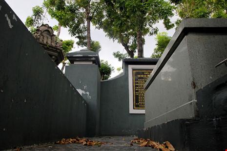 Hai lần di dời ngôi mộ cổ Thượng thư Ngô Nhân Tịnh - 9