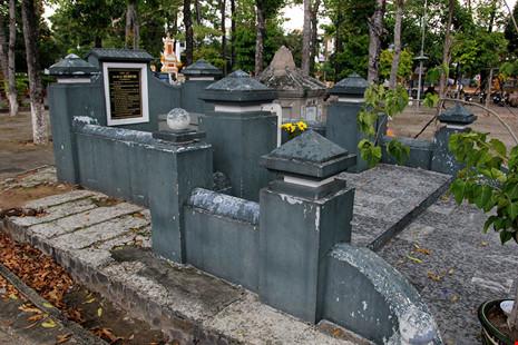 Hai lần di dời ngôi mộ cổ Thượng thư Ngô Nhân Tịnh - 12