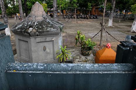 Hai lần di dời ngôi mộ cổ Thượng thư Ngô Nhân Tịnh - 13